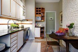 Вариант использования на кухне