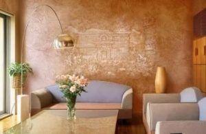 Венецианка с рисунком