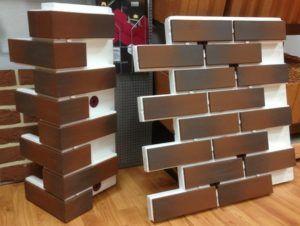 Реализуемые панели выполнены в виде квадратов, прямоугольников, прямых и угловых деталей, что значительно облегчает процесс монтажа.