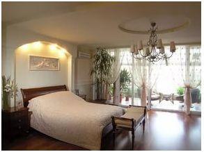 Подсветка спальной комнаты