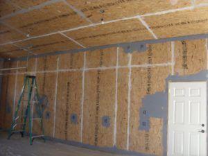 Обработка стыков стен перед шпаклевкой