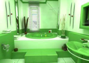 Итог качественной отделки ванной