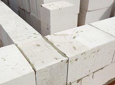 Пример того, что такое газобетонный блок