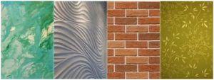 Существующие способы нанесения штукатурки дают возможность, используя самые доступные материалы, создать оригинальное декоративное покрытие на стенах в любом помещении.