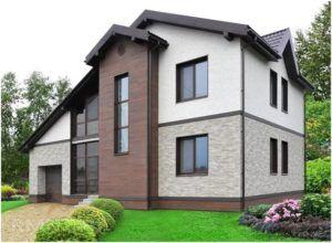 Великолепно оформленный домик