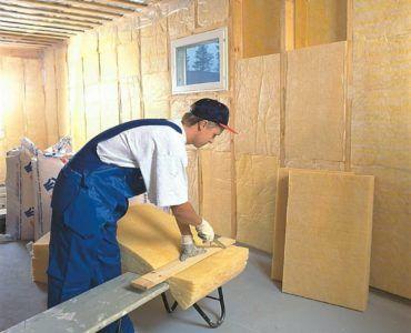 Обшивка стен минплитой
