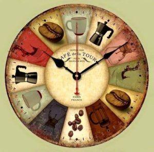 Часы своими руками.
