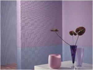 Нанесение краски на фактурную поверхность