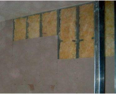 Обшивка стен ГКЛ-листами