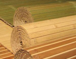 рулон бамбука