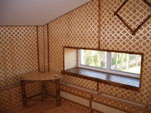 Бамбуковые панели для внутренней отделки