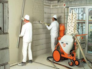 изоляуия стен подвала