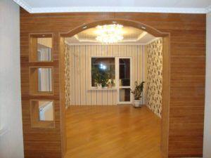 бамбук арка