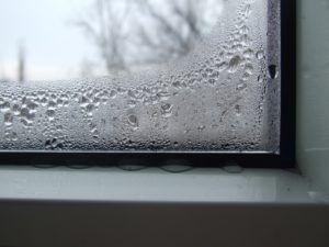 запотевание окна