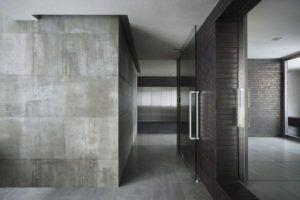 душевая бетон