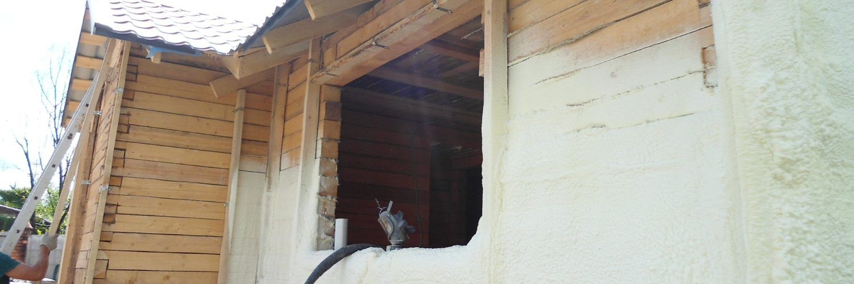 утеплить снаружи