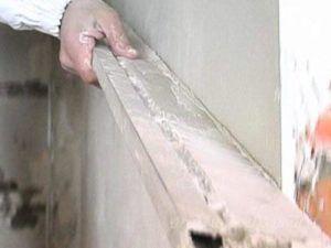 стена выровнять