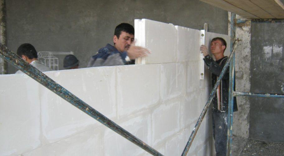 гипсолит стенки