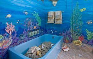ванна пленка