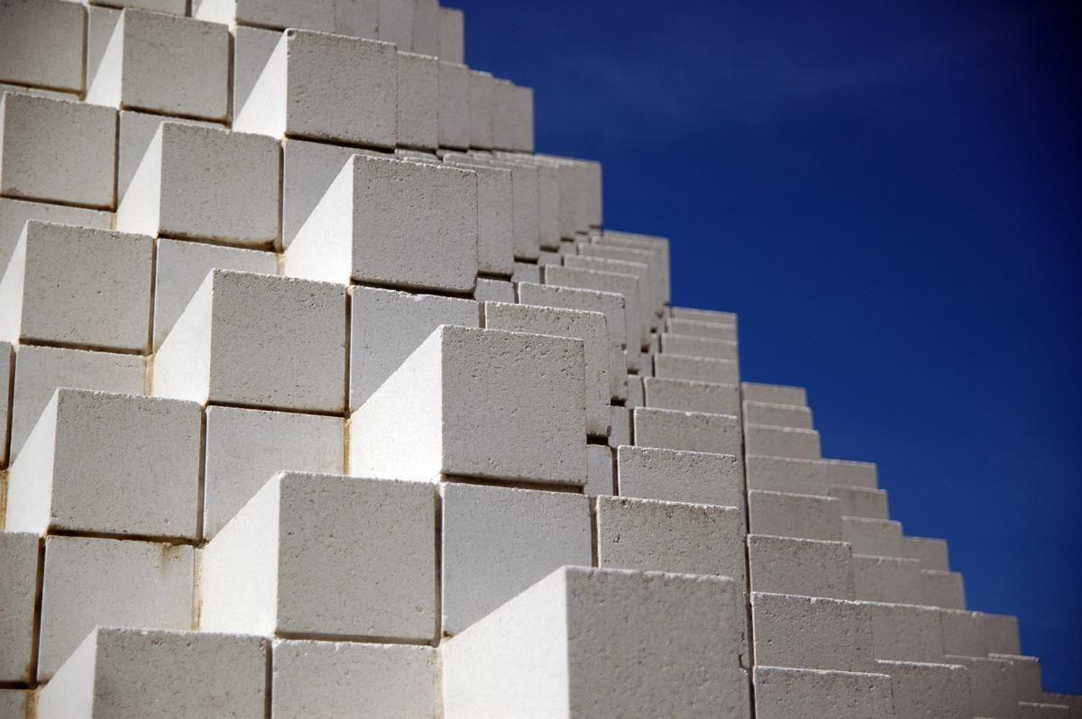 Размеры пеноблока для строительства дома – характеристики и свойства пенобетона