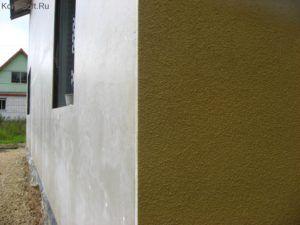 стены покрытие
