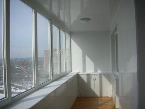Как сделать перегородку на балконе