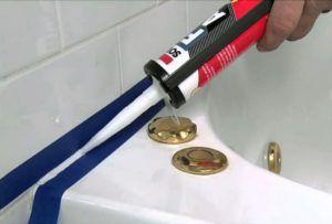 ванна герметик