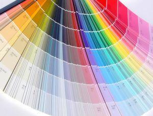 палитра краска