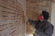 Как разобрать стену из пеноблоков