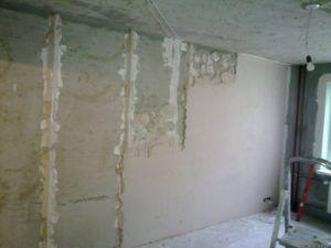Гипсовая штукатурка стен