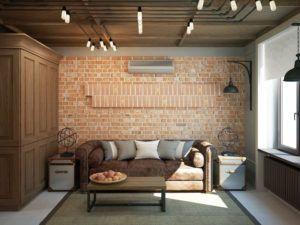 стена кирпич