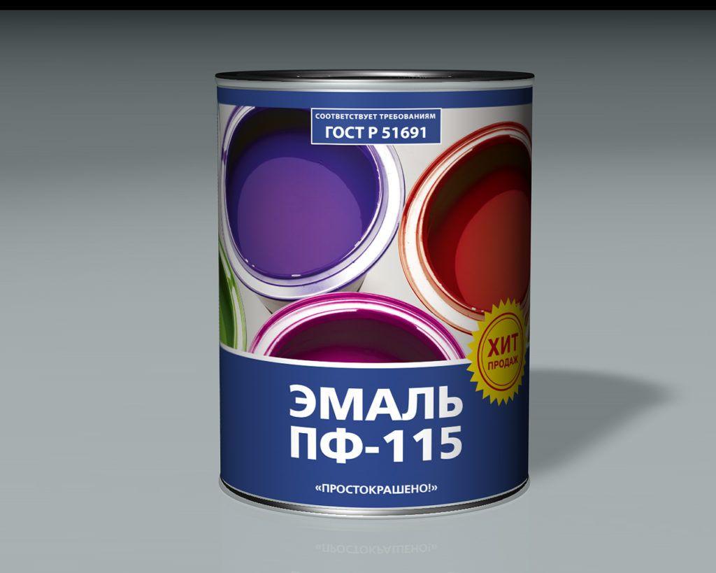 Пентафталевая краска