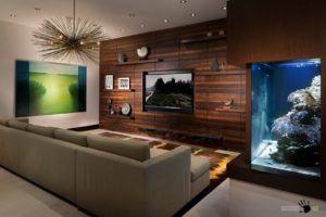 стена телевизор