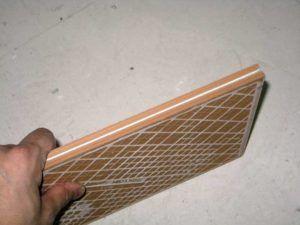 квадрат плита