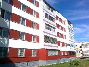 фасад стена