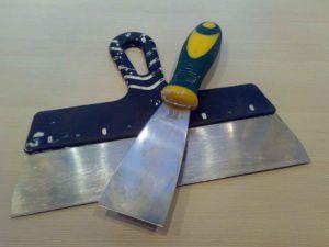 шпатели инструменты