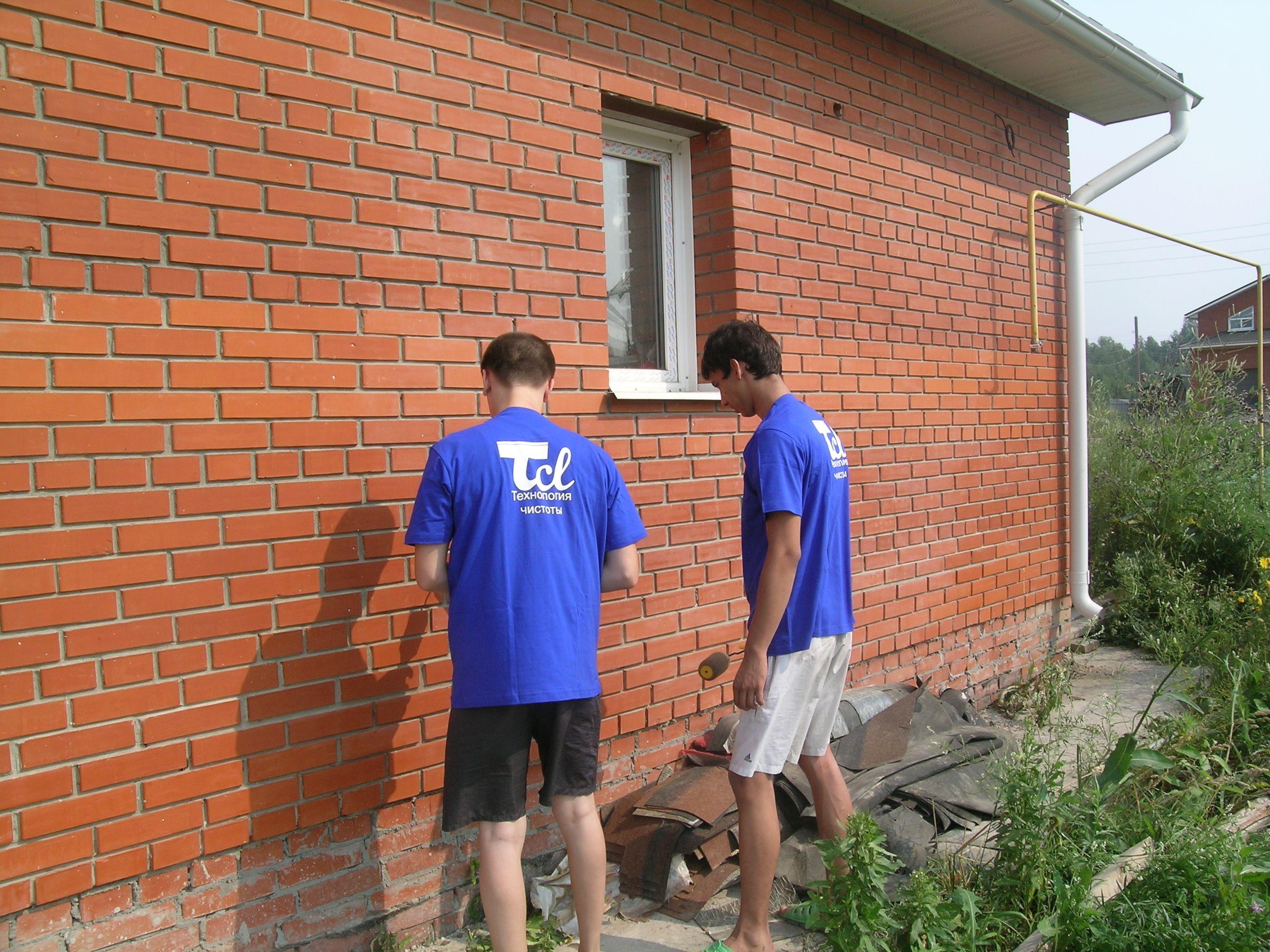 Защитный состав для фасадов