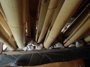 бамбук подставка