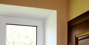 окно отделка