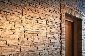 камень стена
