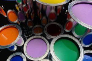 краска банки