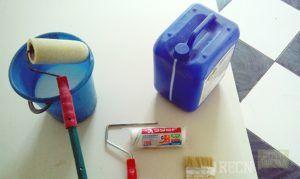 рпиготвить грунт