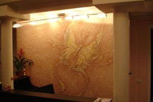 рисунок стена
