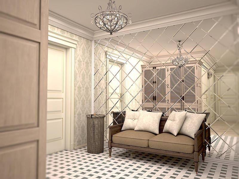 комната отделка
