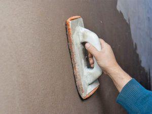 Чем шпаклевать газобетон внутри дома
