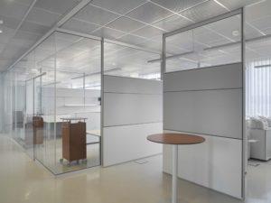 стекло офис