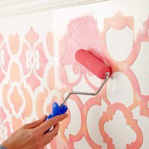 рисунок на стену