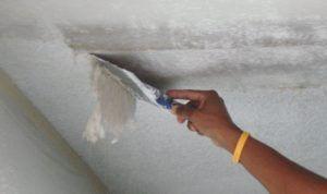 Как правильно штукатурить стены под обои