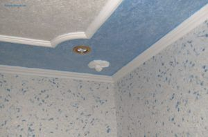 стена потолок