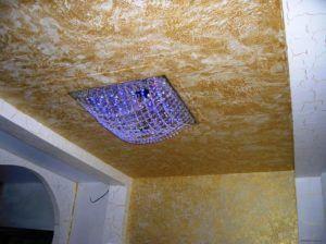 Венецианский потолок